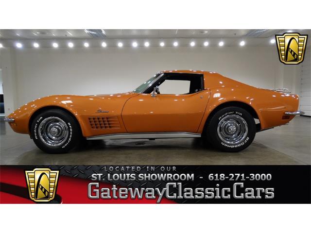 1972 Chevrolet Corvette | 881049