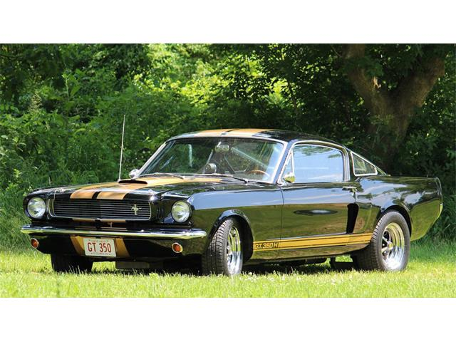 1966 Ford Mustang | 880106