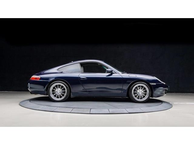 2000 Porsche 911 Carrera   881067