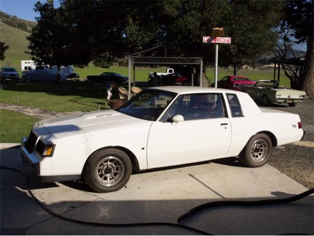1987 Buick Regal | 881078