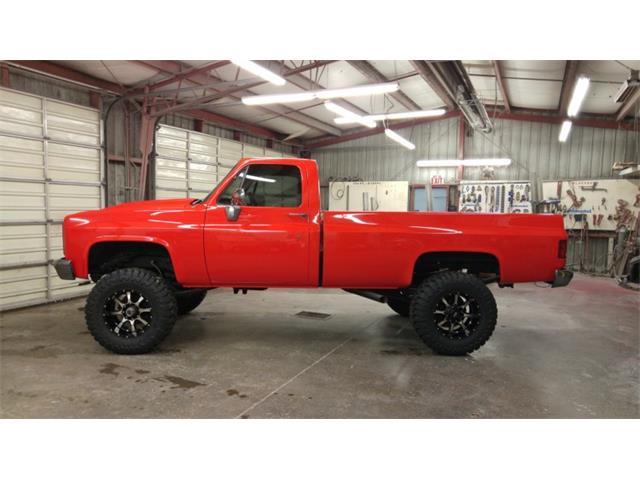 1986 Chevrolet K-20   881079