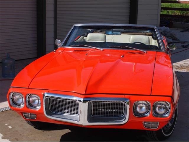 1969 Pontiac Firebird | 881088