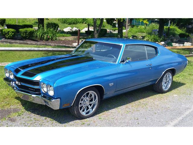 1970 Chevrolet Chevelle | 881103