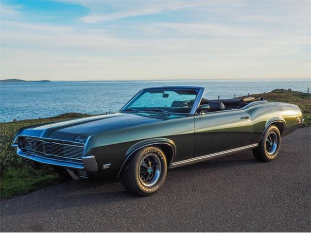1969 Mercury Cougar | 881105