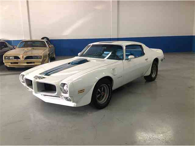 1970 Pontiac Firebird Trans Am | 881122