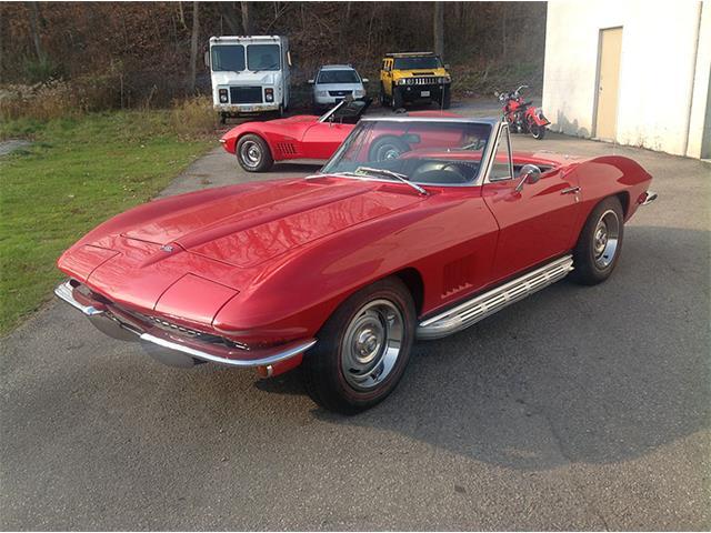 1967 Chevrolet Corvette | 881123