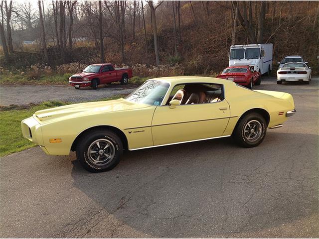 1973 Pontiac Firebird Formula | 881124