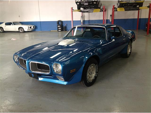 1971 Pontiac Firebird Trans Am | 881125