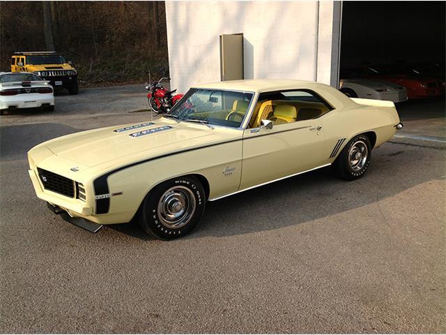 1969 Chevrolet Camaro | 881129