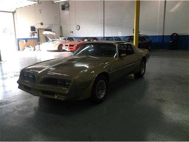 1978 Pontiac Firebird | 881131