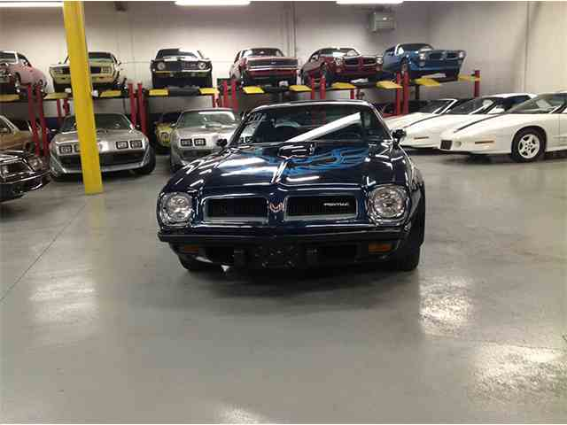 1974 Pontiac Firebird Trans Am | 881132