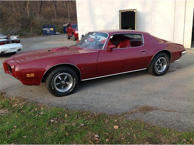 1973 Pontiac Firebird Formula | 881133