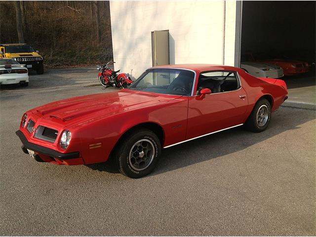 1974 Pontiac Firebird Formula | 881134