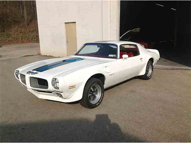 1970 Pontiac Firebird Trans Am | 881135