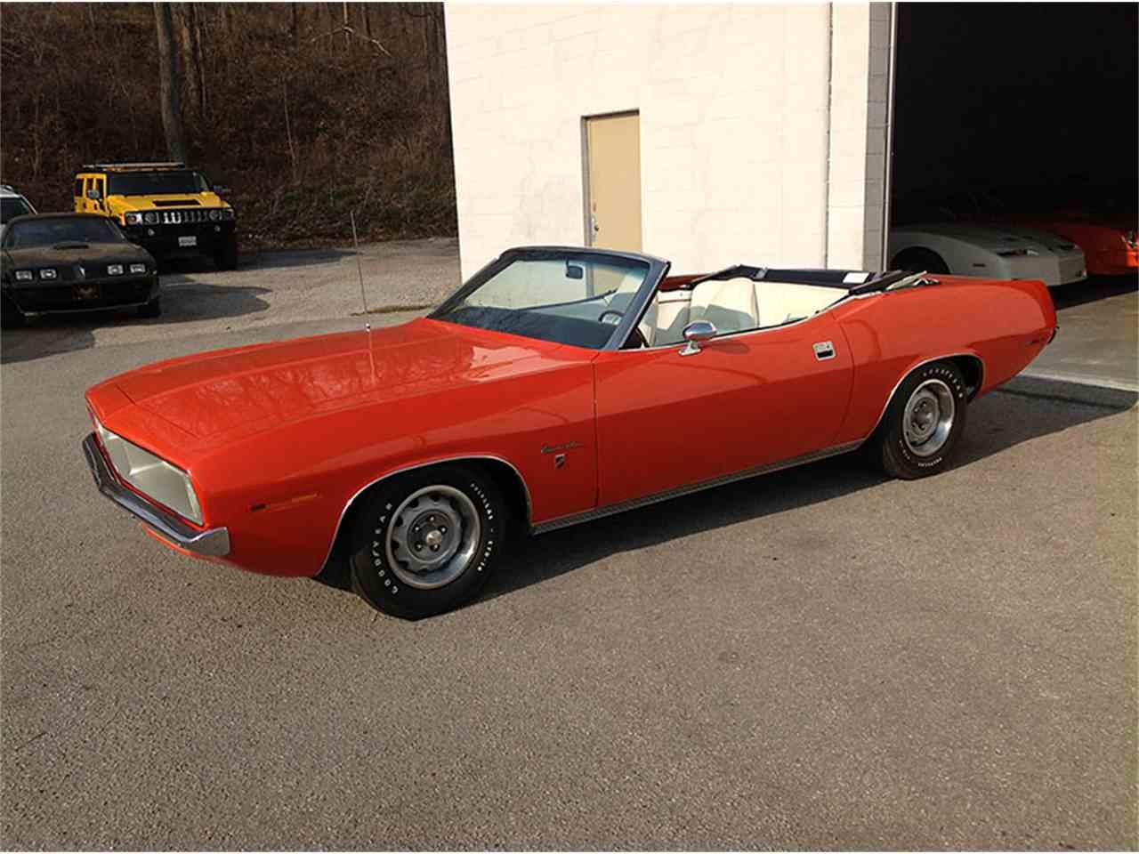1970 Plymouth Barracuda - CC-881136