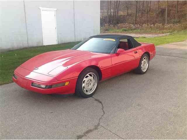 1991 Chevrolet Corvette | 881138