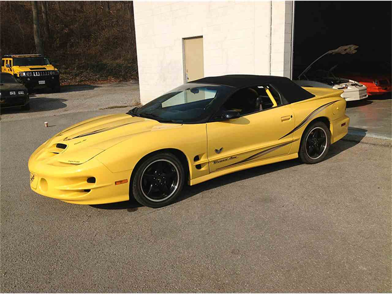 2002 pontiac firebird trans am for sale cc 881139. Black Bedroom Furniture Sets. Home Design Ideas
