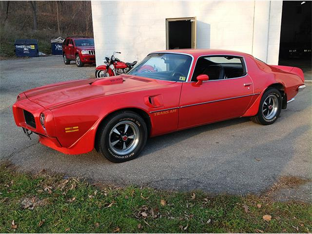 1973 Pontiac Firebird Trans Am | 881140