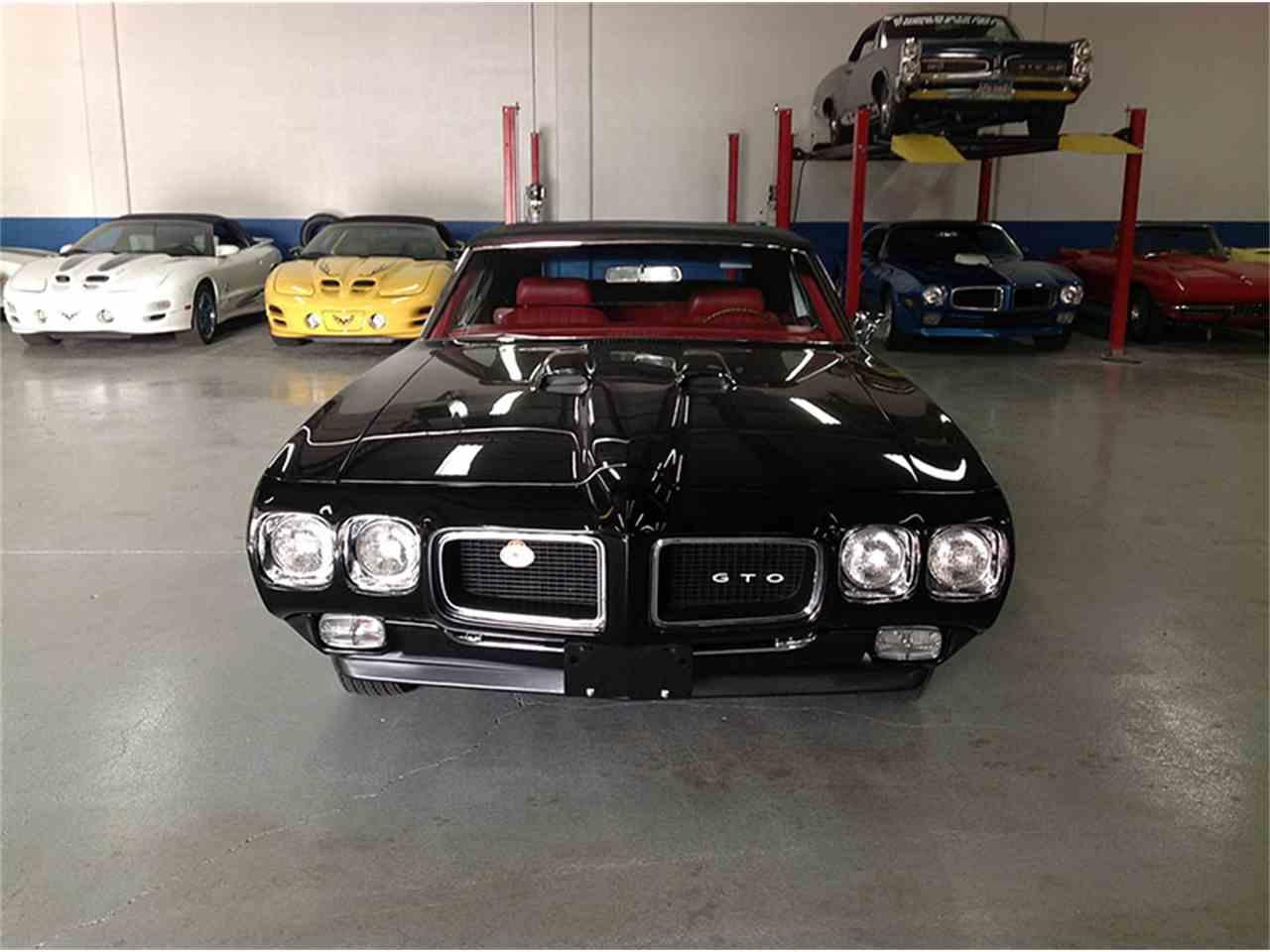 1970 Pontiac Gto For Sale Classiccars Com Cc 881141