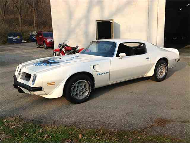 1974 Pontiac Firebird Trans Am | 881142