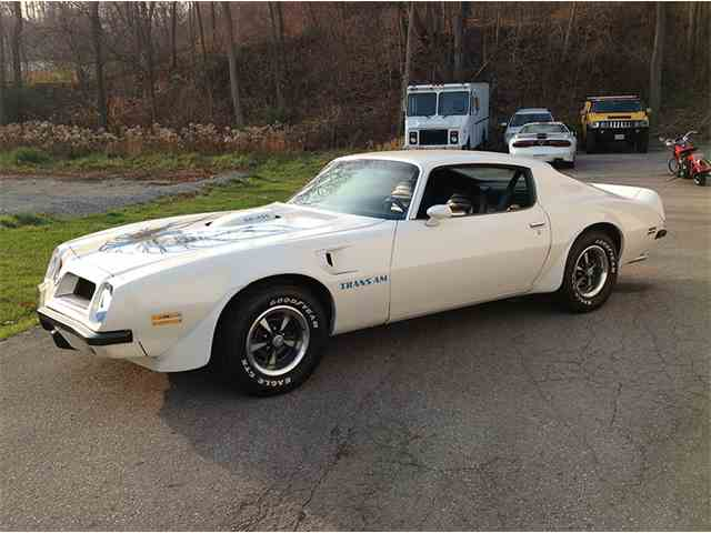 1974 Pontiac Firebird Trans Am | 881143