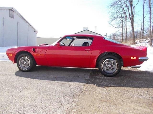 1973 Pontiac Firebird | 881145