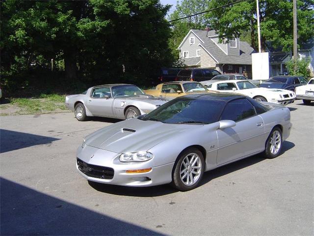 2002 Chevrolet Camaro | 881147
