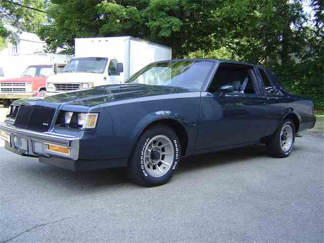 1987 Buick Regal | 881149