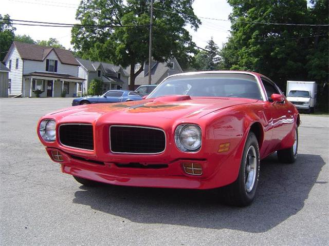 1973 Pontiac Firebird | 881150
