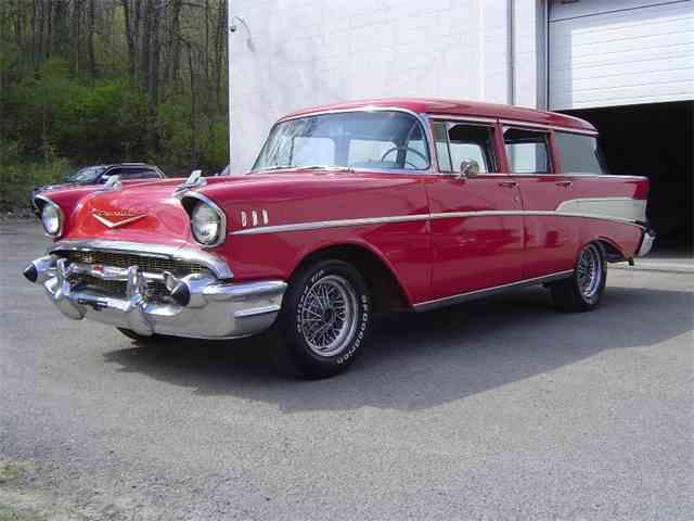 1957 Chevrolet Station Wagon | 881153