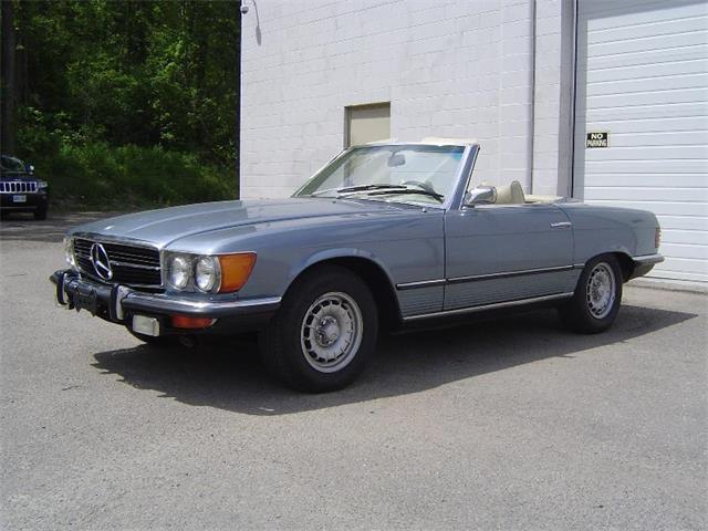 1973 Mercedes-Benz SL-Class | 881154