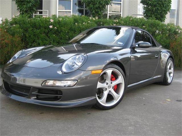 2006 Porsche 911 Carrera 4 S | 881156
