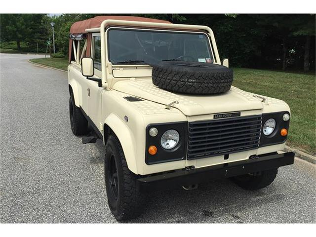 1988 Land Rover Defender | 881158