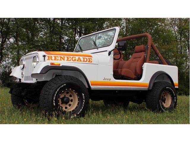 1982 Jeep CJ7 | 880116