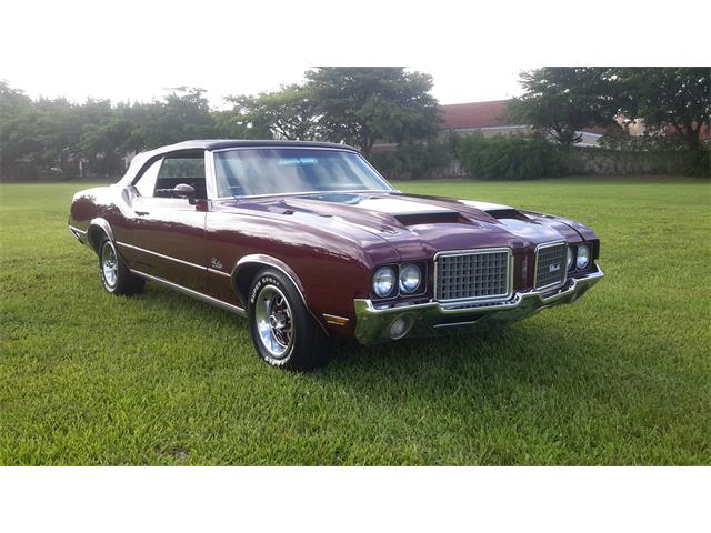 1972 Oldsmobile Cutlass Supreme | 881160