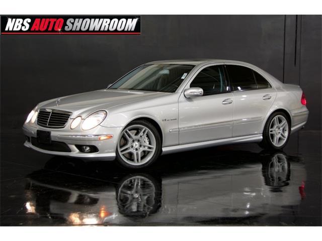 2006 Mercedes-Benz E55 | 881178