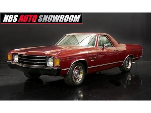 1972 Chevrolet El Camino | 881181