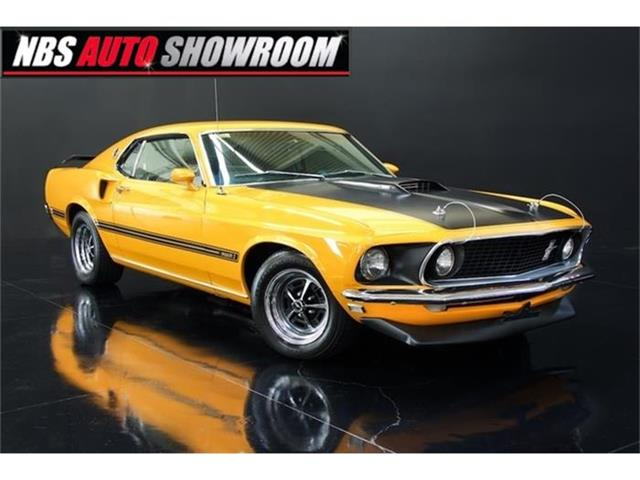 1969 Ford Mustang | 881182