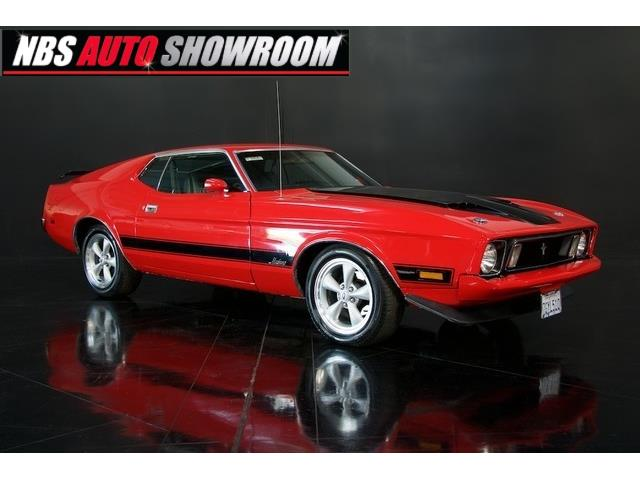 1973 Ford Mustang | 881186
