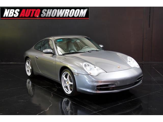 2002 Porsche 911 | 881187