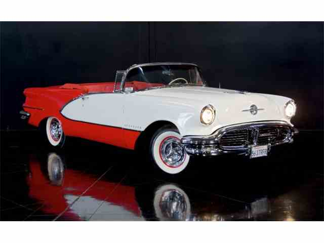 1956 Oldsmobile Starfire   881194