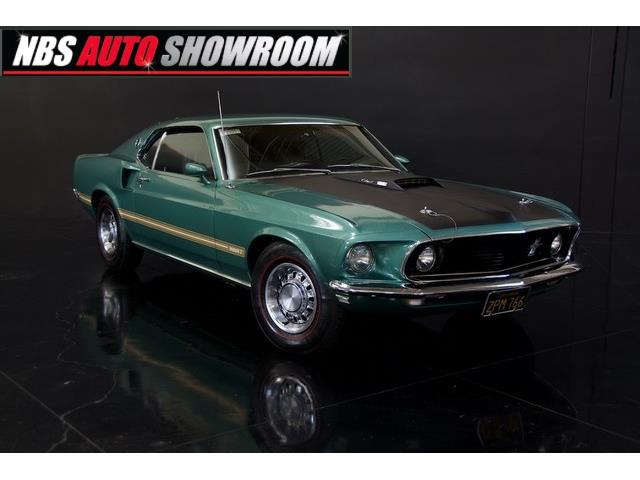 1969 Ford Mustang | 881198