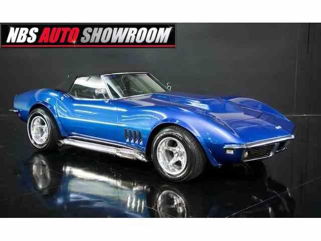 1968 Chevrolet Corvette | 881200