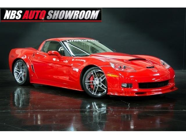 2008 Chevrolet Lingenfelter 1000 PLUS  HP Z06 | 881202