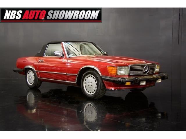 1987 Mercedes-Benz 560 | 881203