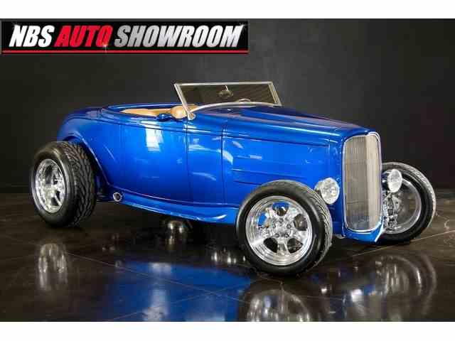 1932 Ford Hotrod Roadster Convertible | 881206