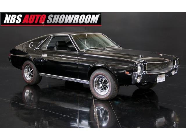 1969 AMC AMX | 881207