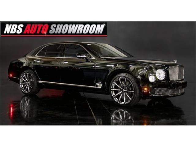 2014 Bentley Mulsanne S | 881212