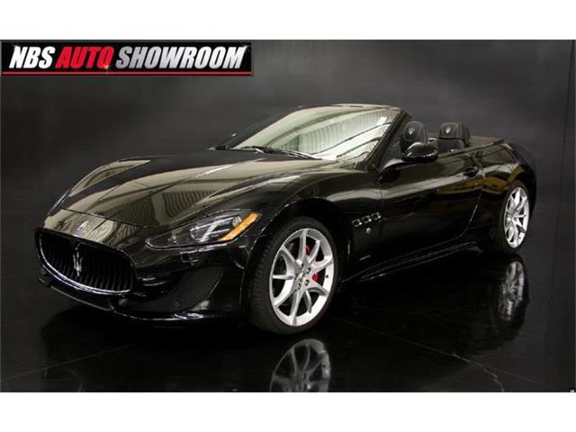2014 Maserati GranTurismo Convertible | 881213