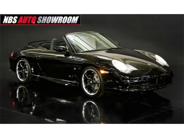 2002 Porsche 911 | 881214